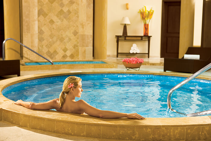 Discover more than 30 revitalizing treatments and therapies to soothe your muscles and relax your mind.